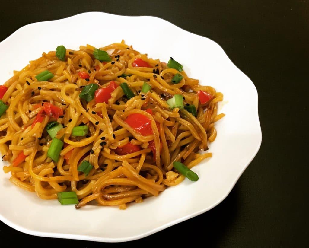 Garlic Noodles – Instant Pot Pressure Cooker