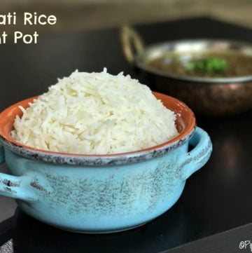 Perfect Basmati Rice – Instant Pot Pressure Cooker