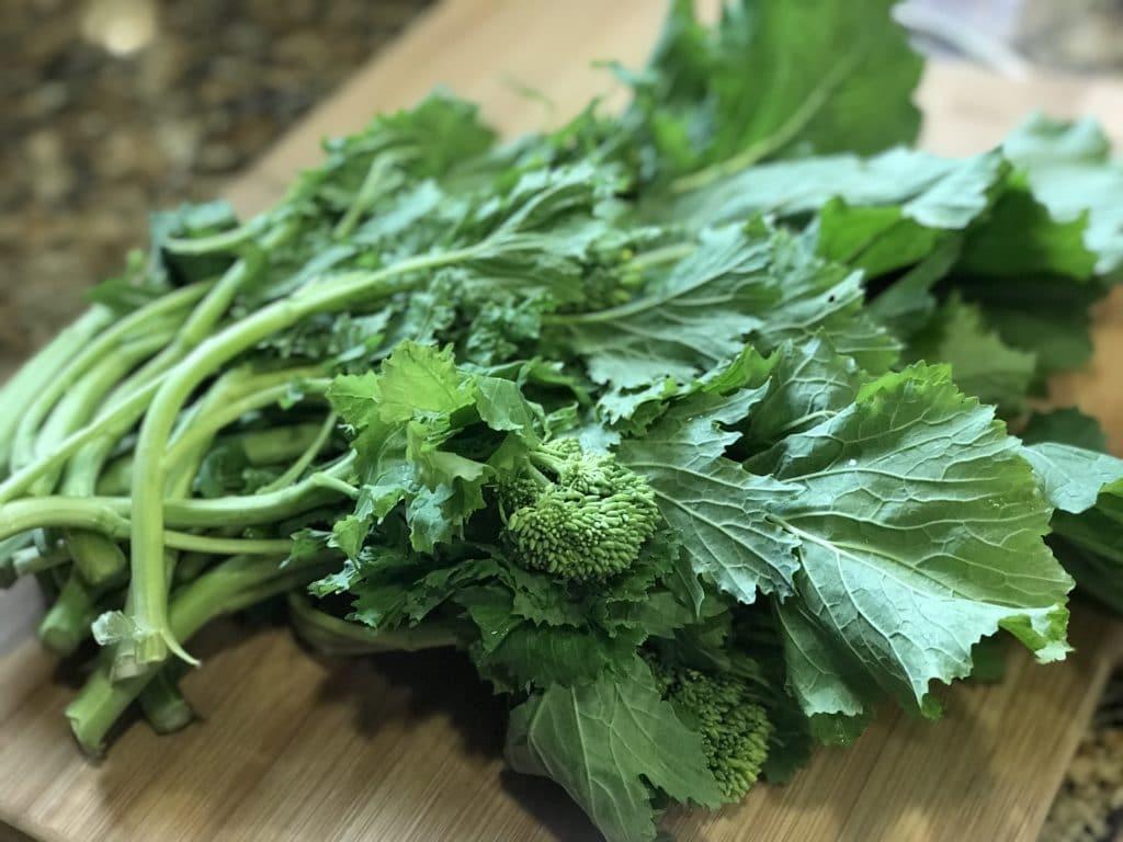 Mustard Greens / Broccoli Rabe / Rapini