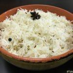 Jeera Cumin Rice Instant Pot Pressure Cooker