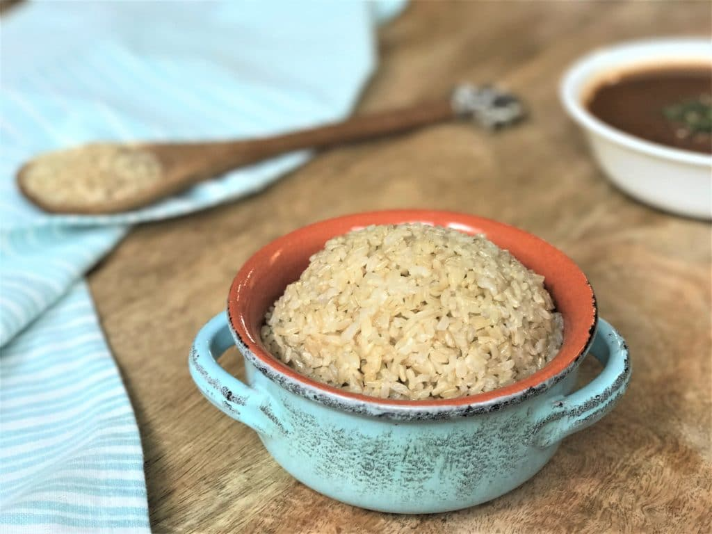 Brown Basmati Rice – Instant Pot Pressure Cooker