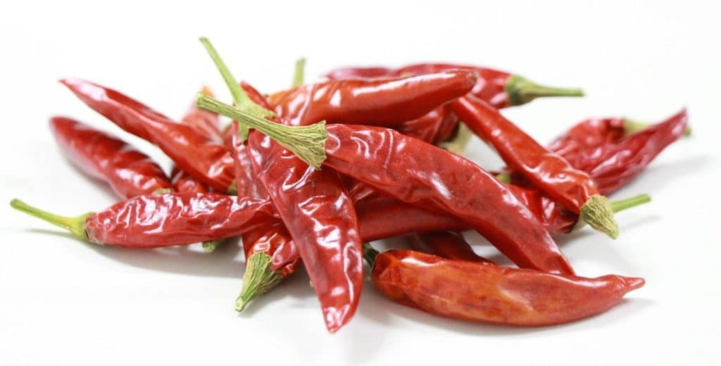 Did you know? – Red Chilies did not originate in India