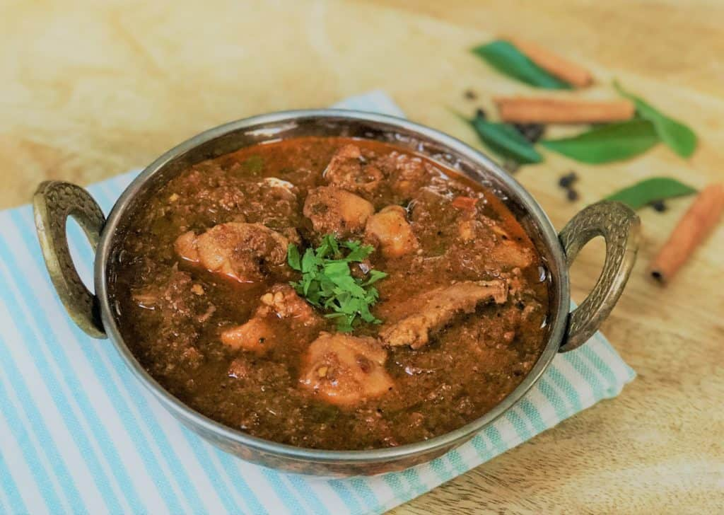 Chicken Chettinad Instant Pot Pressure Cooker
