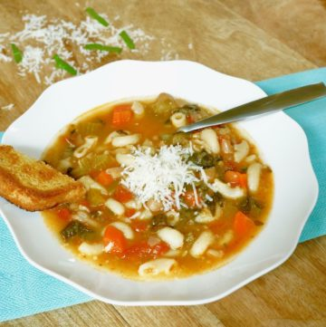 Minestrone Soup – Instant Pot Pressure Cooker