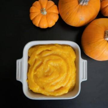 Pumpkin Puree Instant Pot Pressure Cooker 3