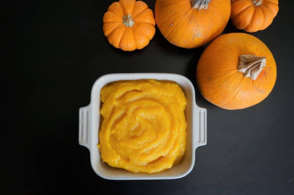 Easy Peasy Pumpkin Puree – Instant Pot Pressure Cooker