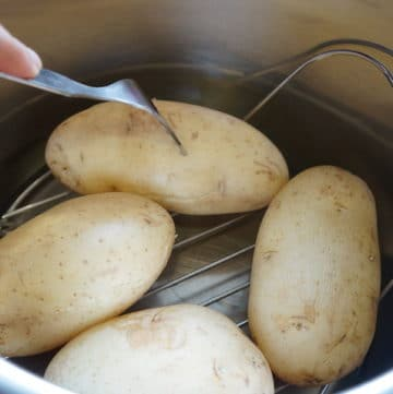 How to Boil Potatoes in Instant Pot?
