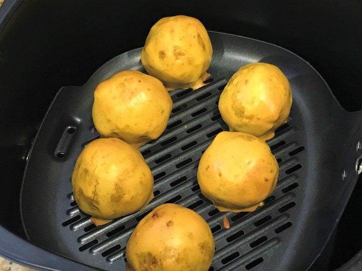 Vada Pav - Cooked in Air Fryer