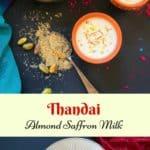 Thandai Recipe Vitamix.