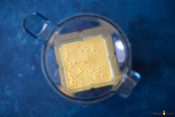 Mango Lassi - Piping Pot Curry-4