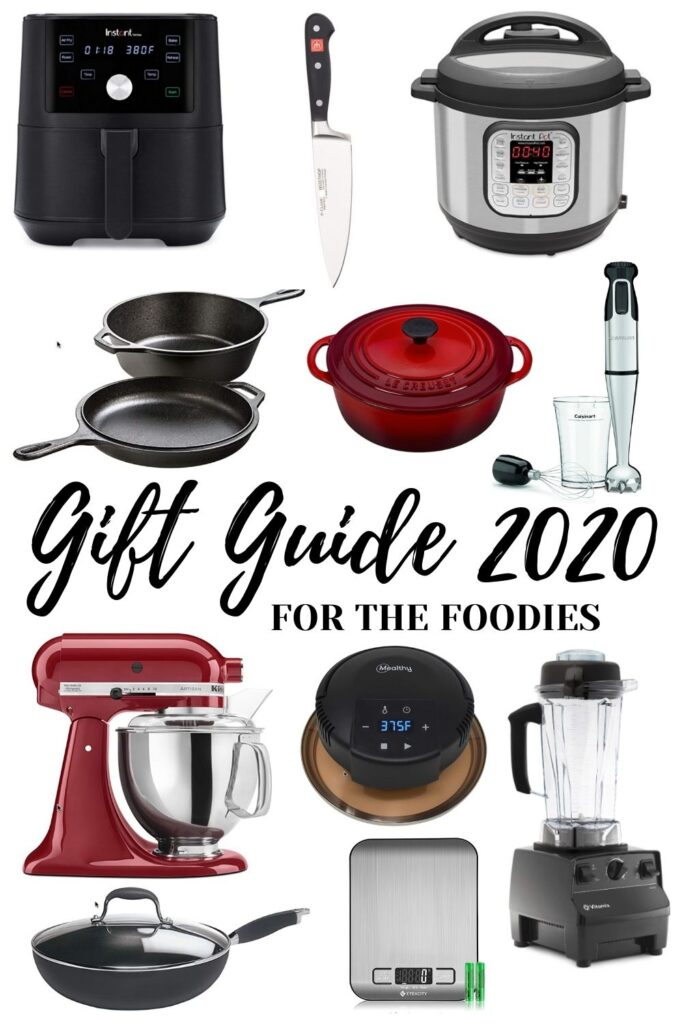 Gift Guide 2020 for the foodies