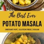 The best ever aloo masala