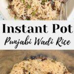 Punjabi Wadi Rice