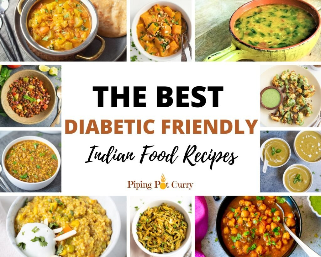 The best diabetic friendly indian food recipes