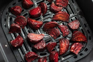 Perfectly roasted beets in air fryer