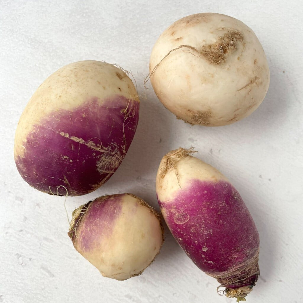 Four Turnips