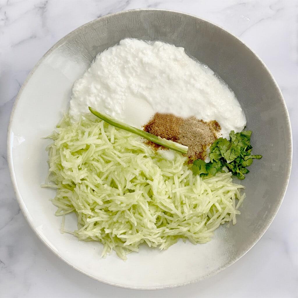 Indian recipes cucumber