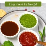 How to make Indian Chutneys