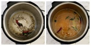 How to make dal dhokli