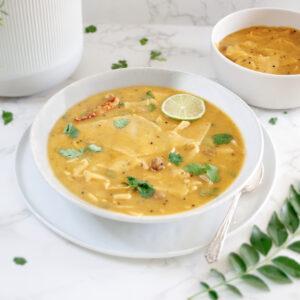 Easy dal Dhokli recipe
