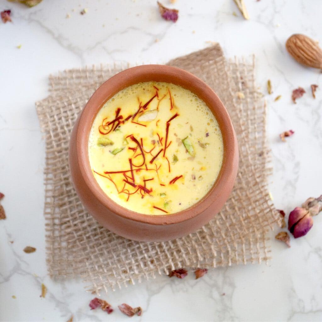 indian almond milk
